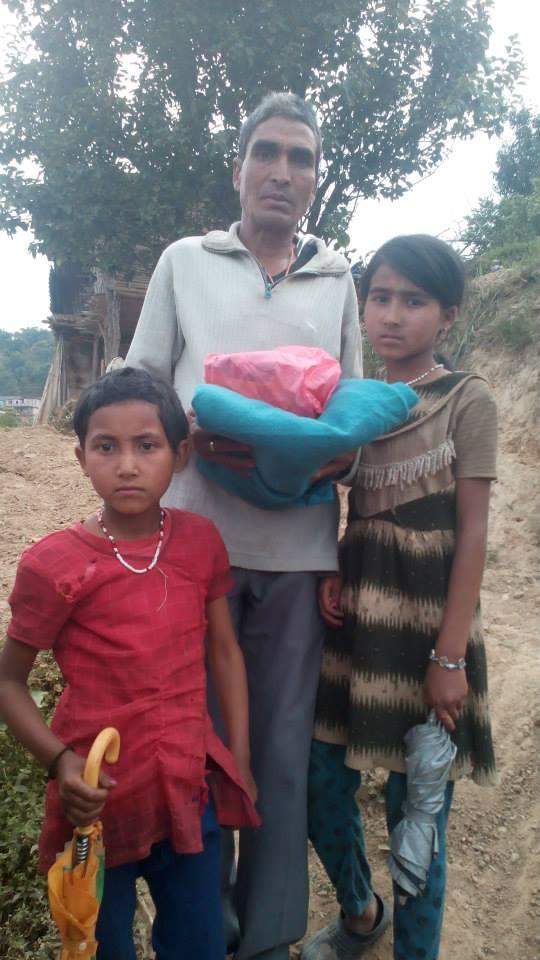 Chhaimali, way to Makwanpur