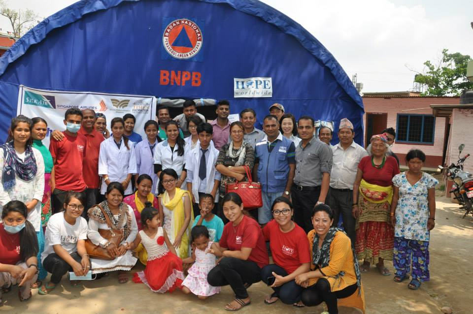 Free Health & Medical Camp