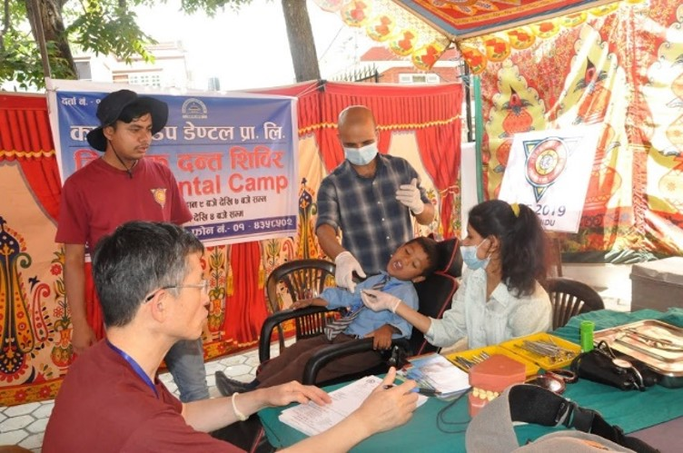Free Dental Camp