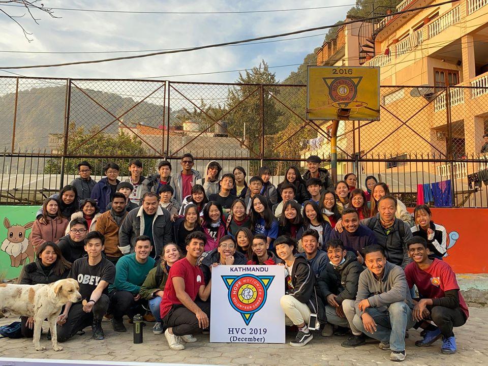 HOPE Volunteer Corps (2019 – December)